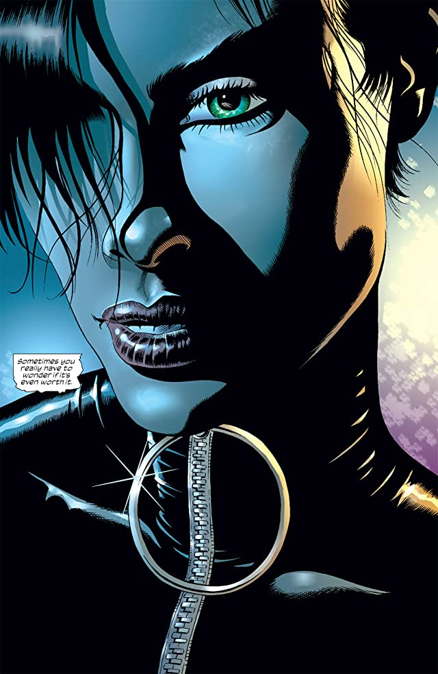 click for super-sized previews of Catwoman (2002-2008) #37