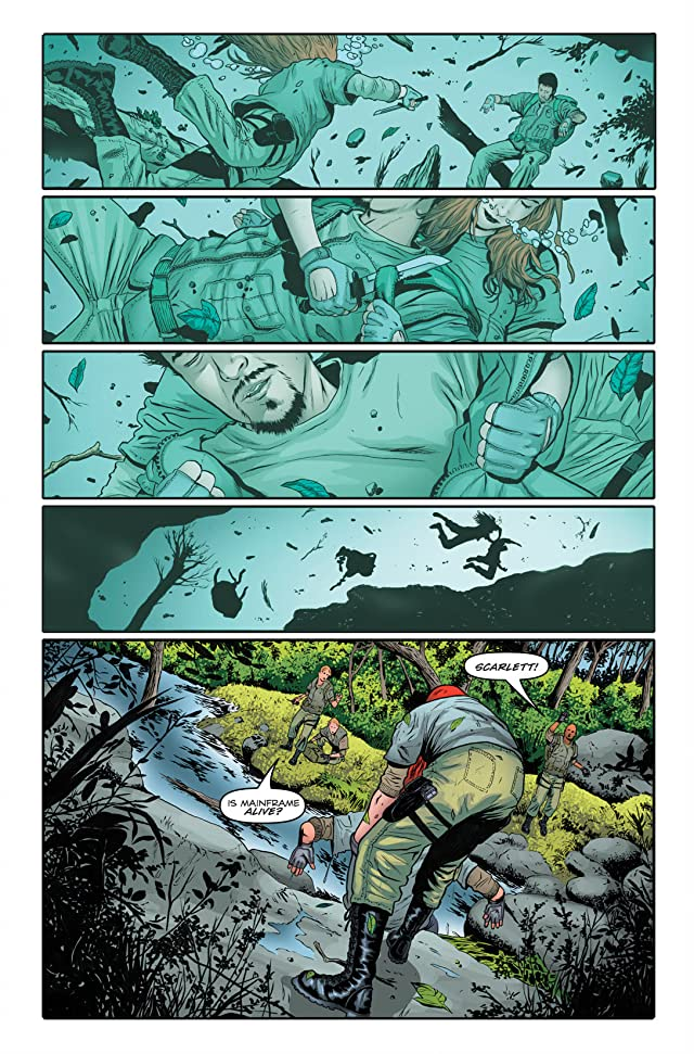 click for super-sized previews of G.I. Joe #22