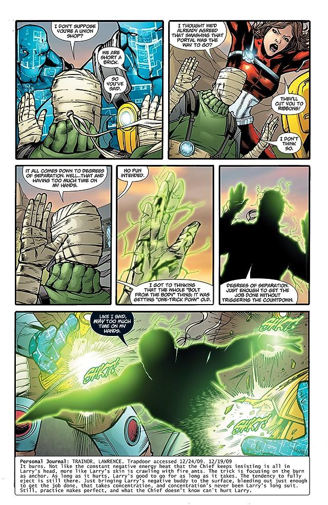 Doom Patrol (2009-2011) #9
