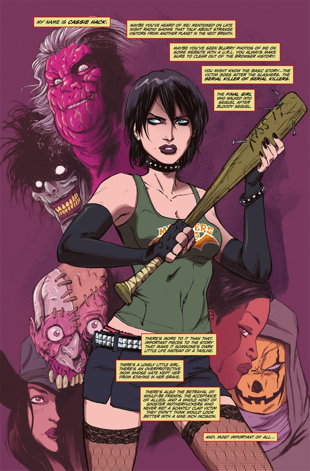 Hack/Slash Holiday Special 2011