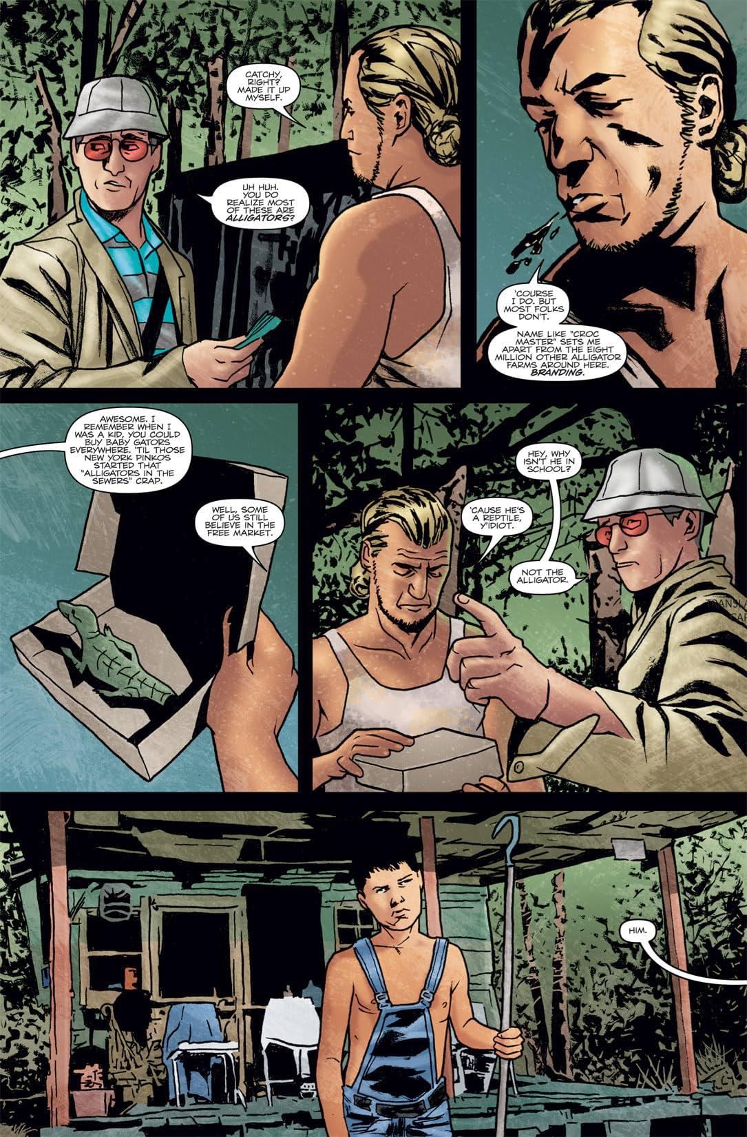 G.I. Joe: Cobra #7