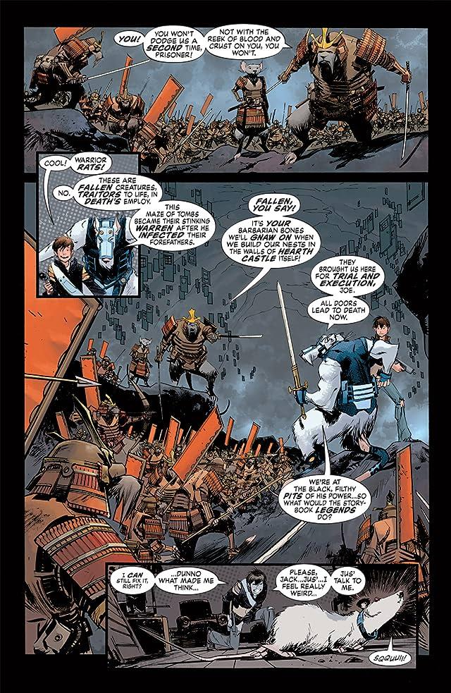 Joe the Barbarian #8 (of 8)