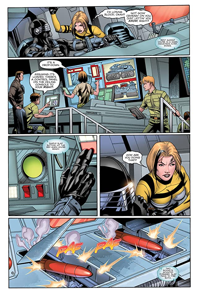 click for super-sized previews of G.I. Joe #27
