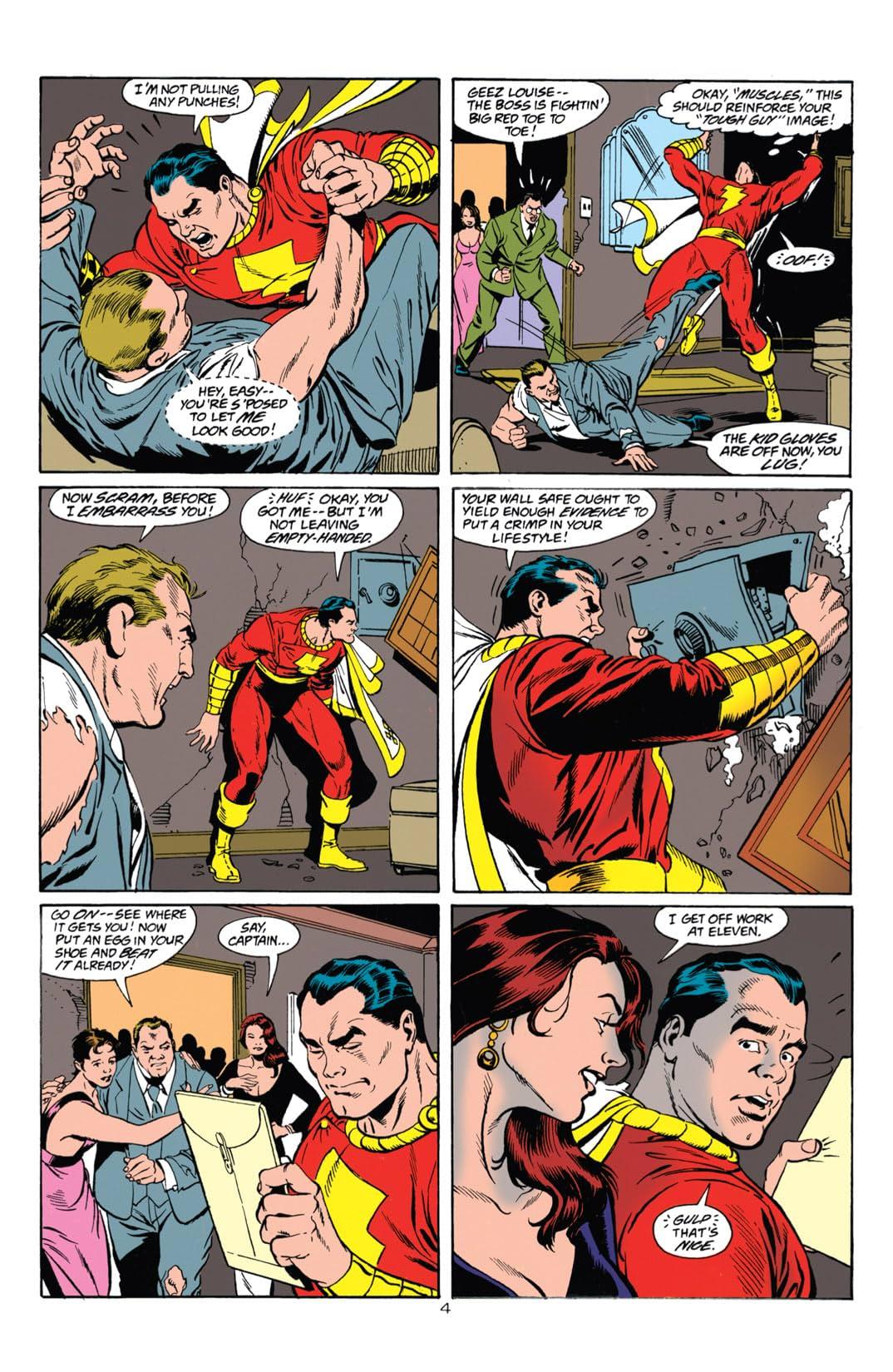 The Power of Shazam (1995-1999) #4
