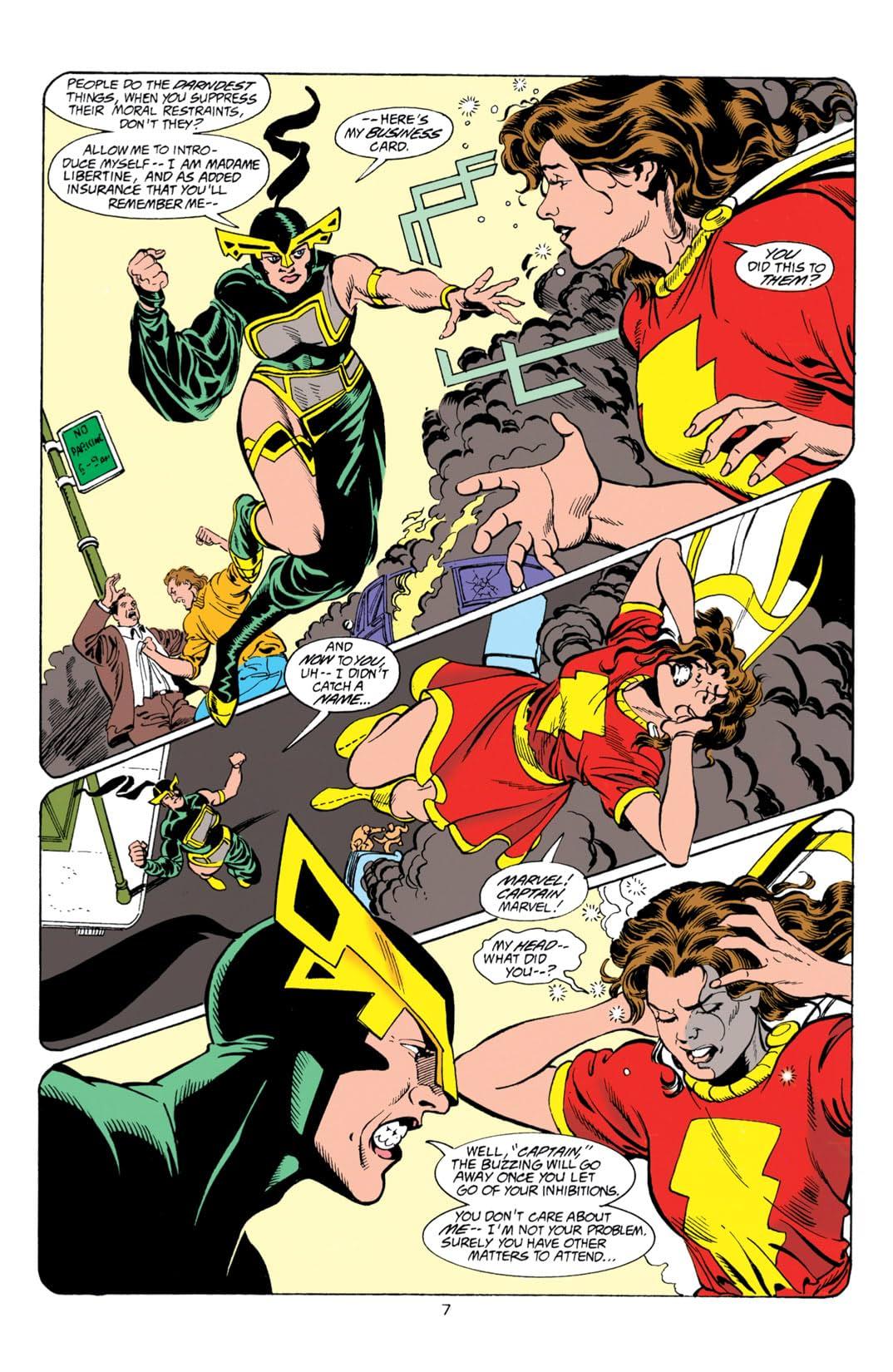 The Power of Shazam (1995-1999) #5