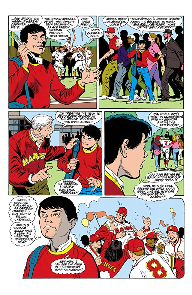 click for super-sized previews of The Power of Shazam (1995-1999) #6