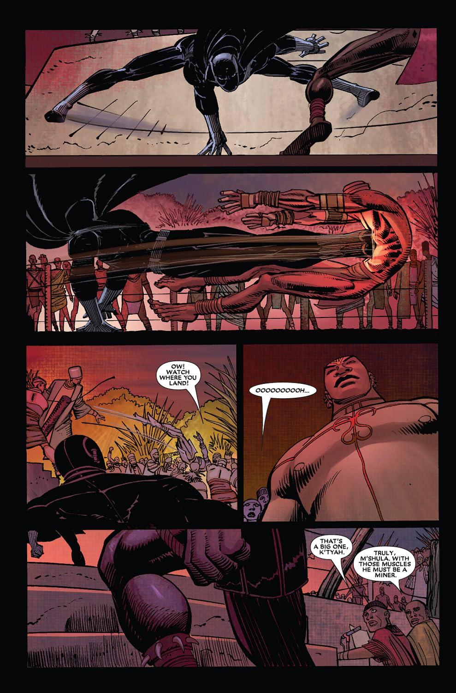 Black Panther (2005-2008) #2