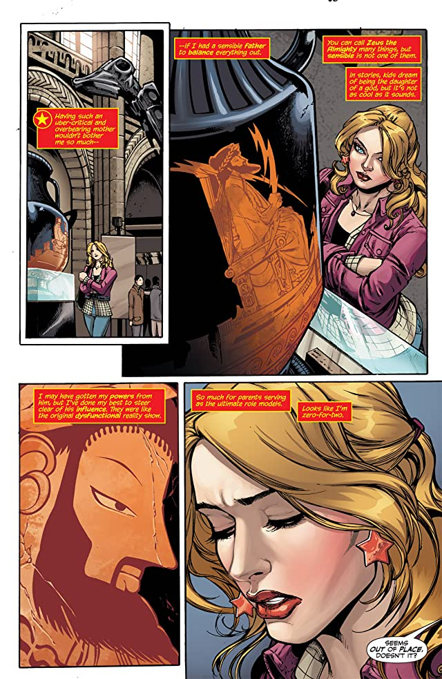 click for super-sized previews of Wonder Girl (2011)