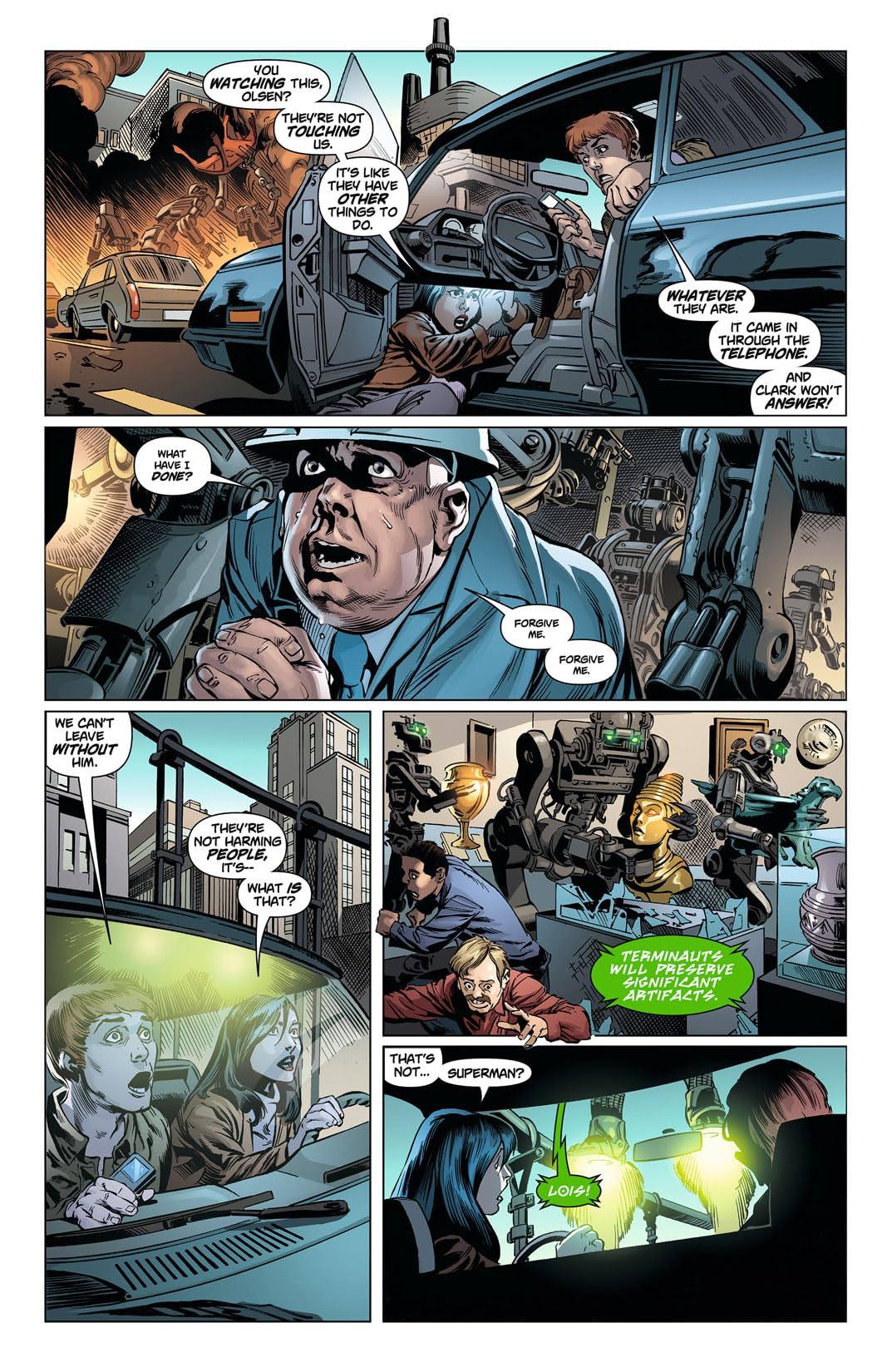 Action Comics (2011-) #4