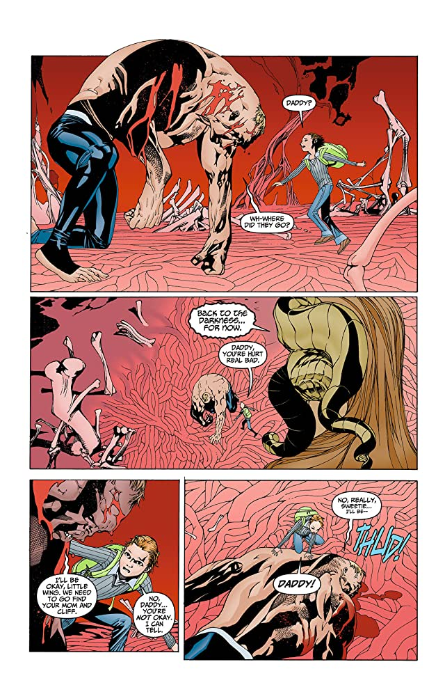 click for super-sized previews of Animal Man (2011-2014) #4