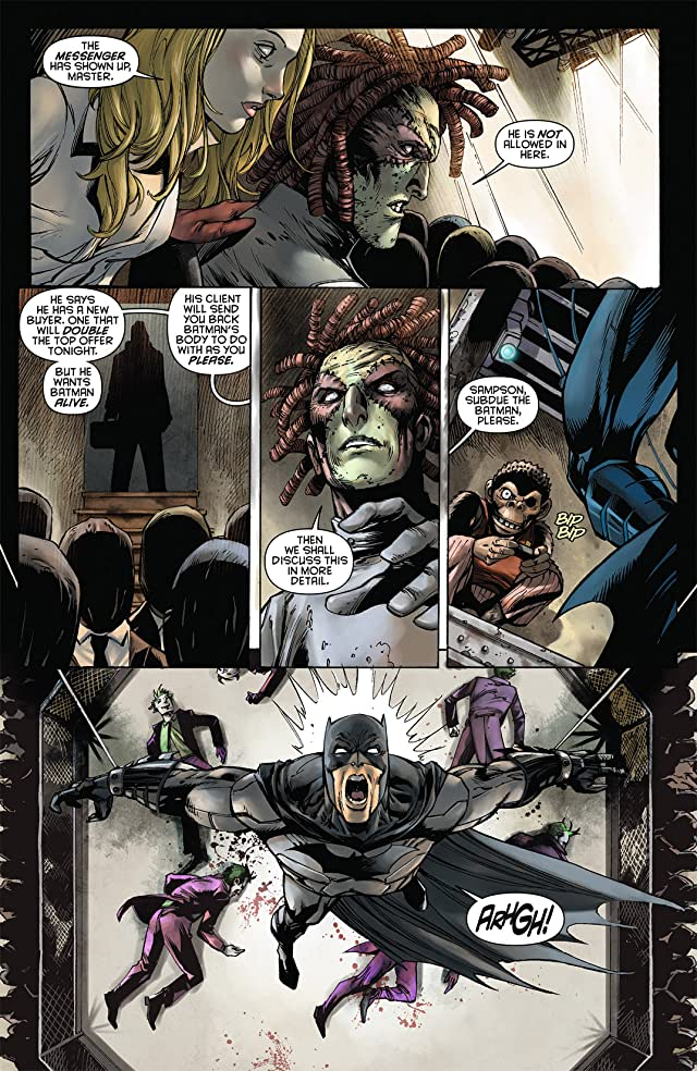 click for super-sized previews of Detective Comics (2011-) #4