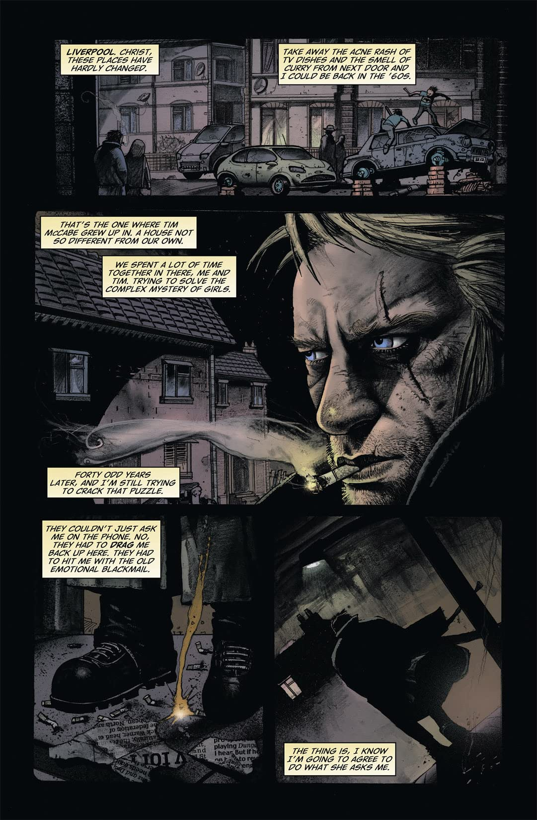 Hellblazer: Annual #1