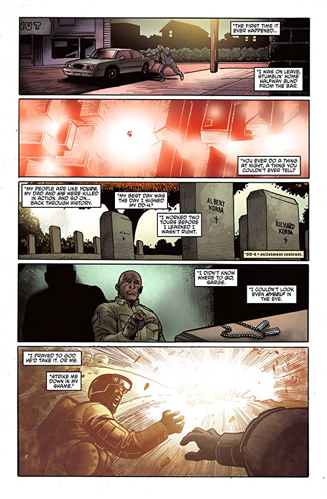 click for super-sized previews of Men of War (2011-2012) #4