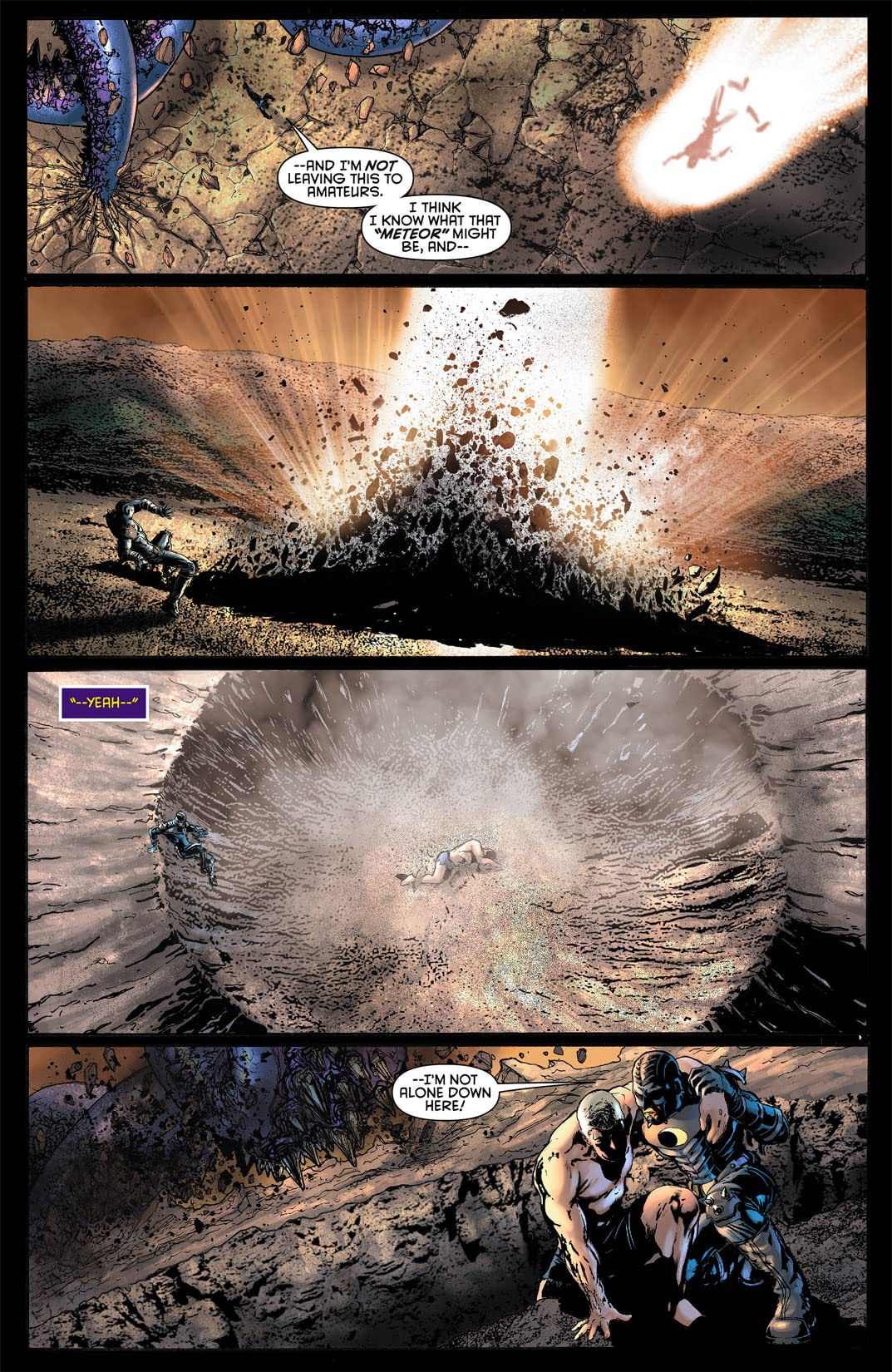 Stormwatch (2011-2014) #4