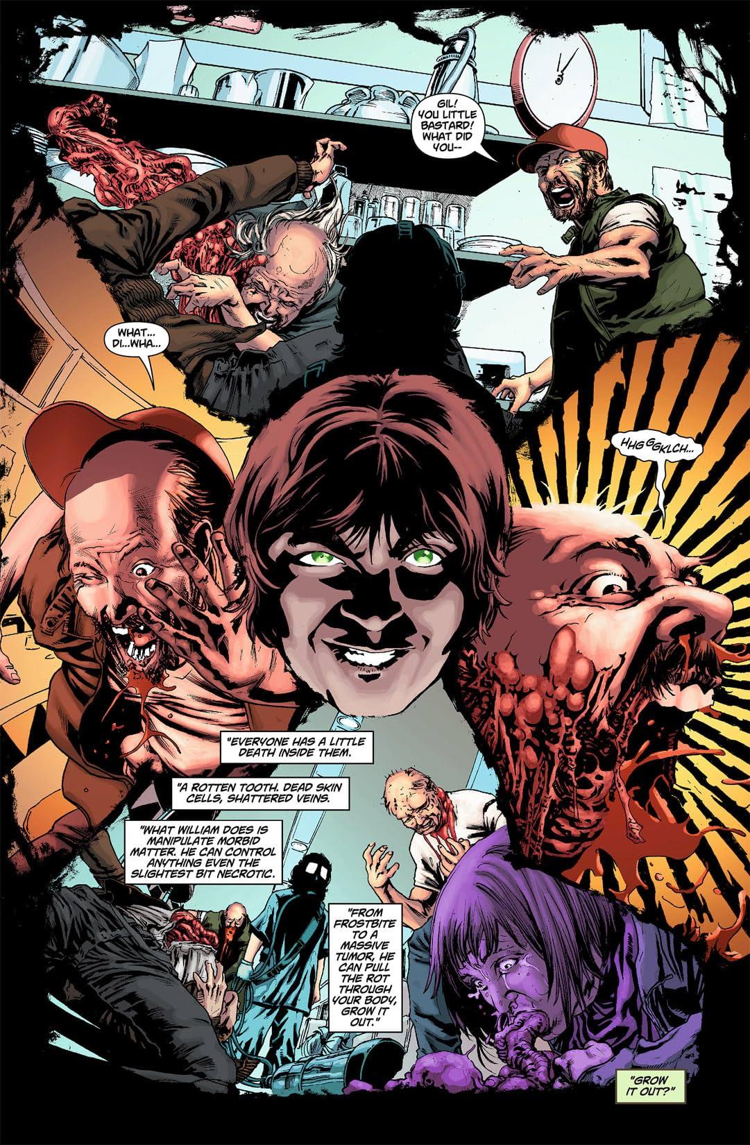 Swamp Thing (2011-2015) #4