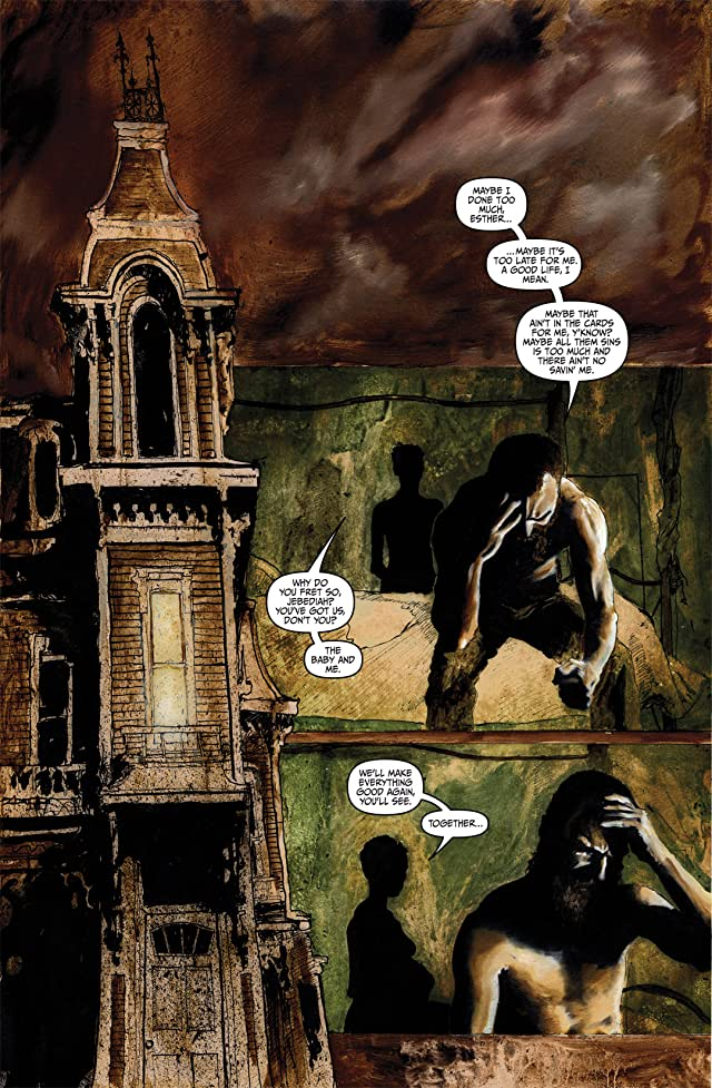 click for super-sized previews of Silent Hill: Past Life #2