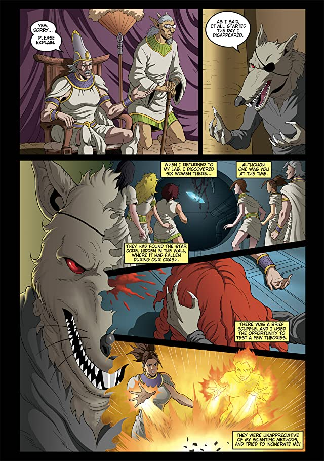 Wayward Sons: Legends #11