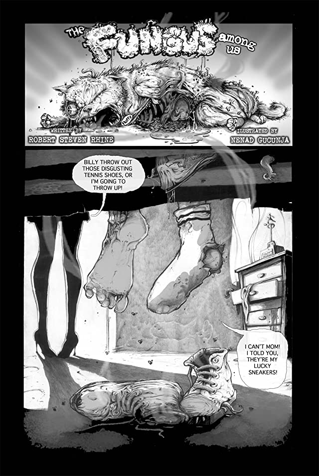 click for super-sized previews of Satan Gone Wild #1
