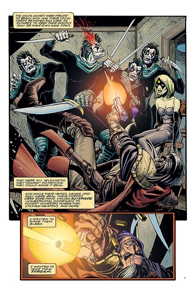 GrimJack: Killer Instinct #4