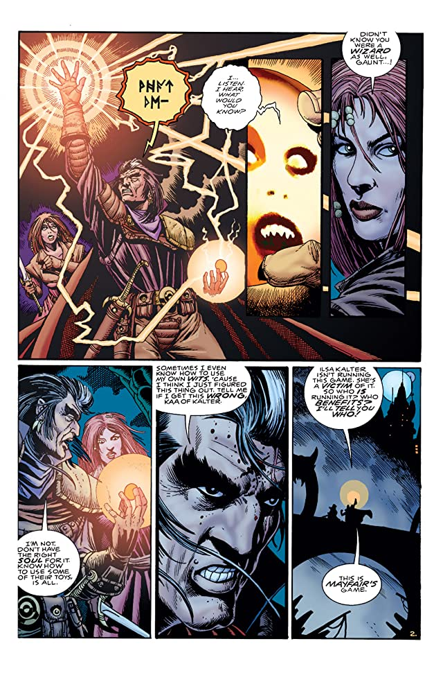 GrimJack: Killer Instinct #5
