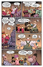 Roger Langridge's Snarked #2