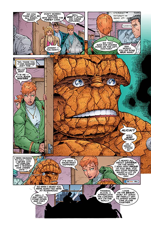 click for super-sized previews of Fantastic Four (1996-1997) #7