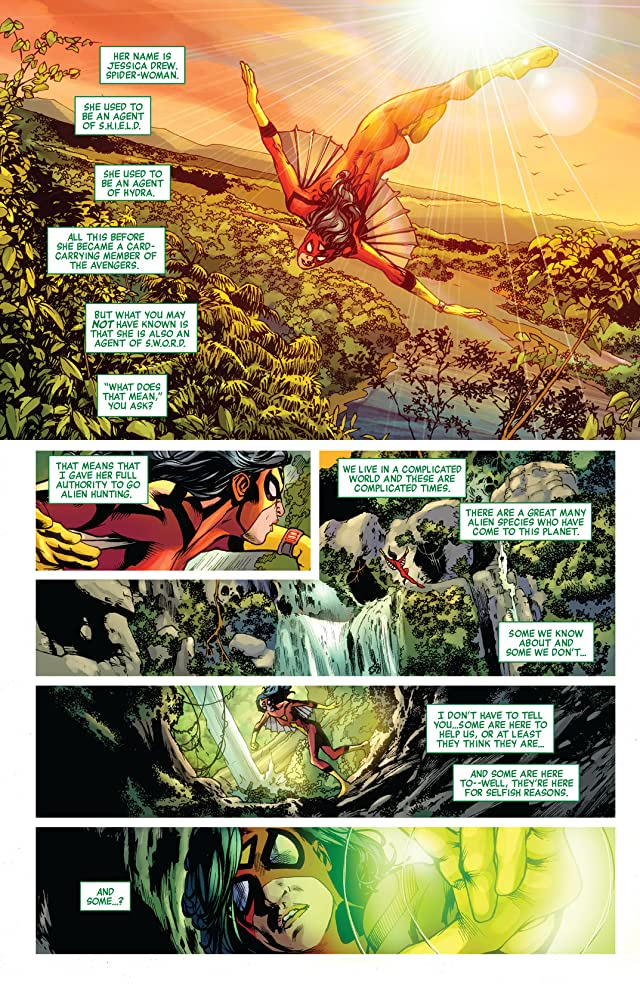 click for super-sized previews of Avengers (2010-2012) #12.1
