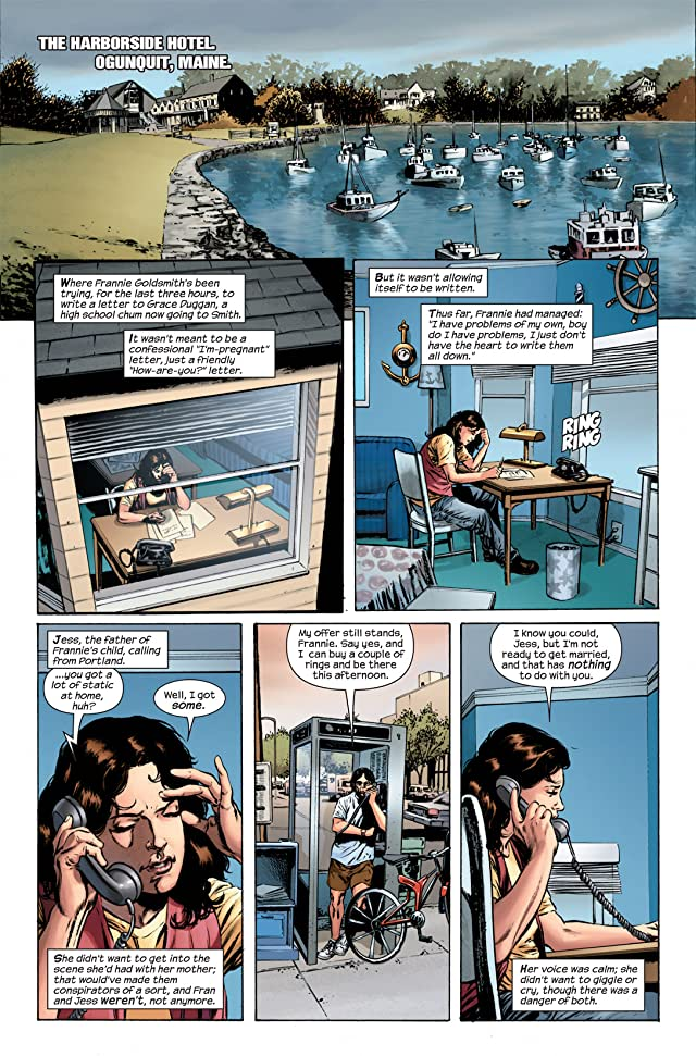 click for super-sized previews of The Stand: Captain Trips #4 (of 5)
