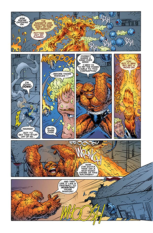 click for super-sized previews of Fantastic Four (1996-1997) #8