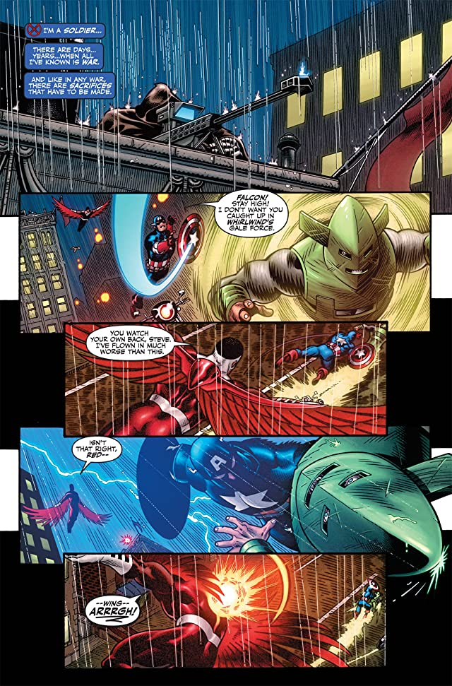click for super-sized previews of Avengers: X-Sanction #1