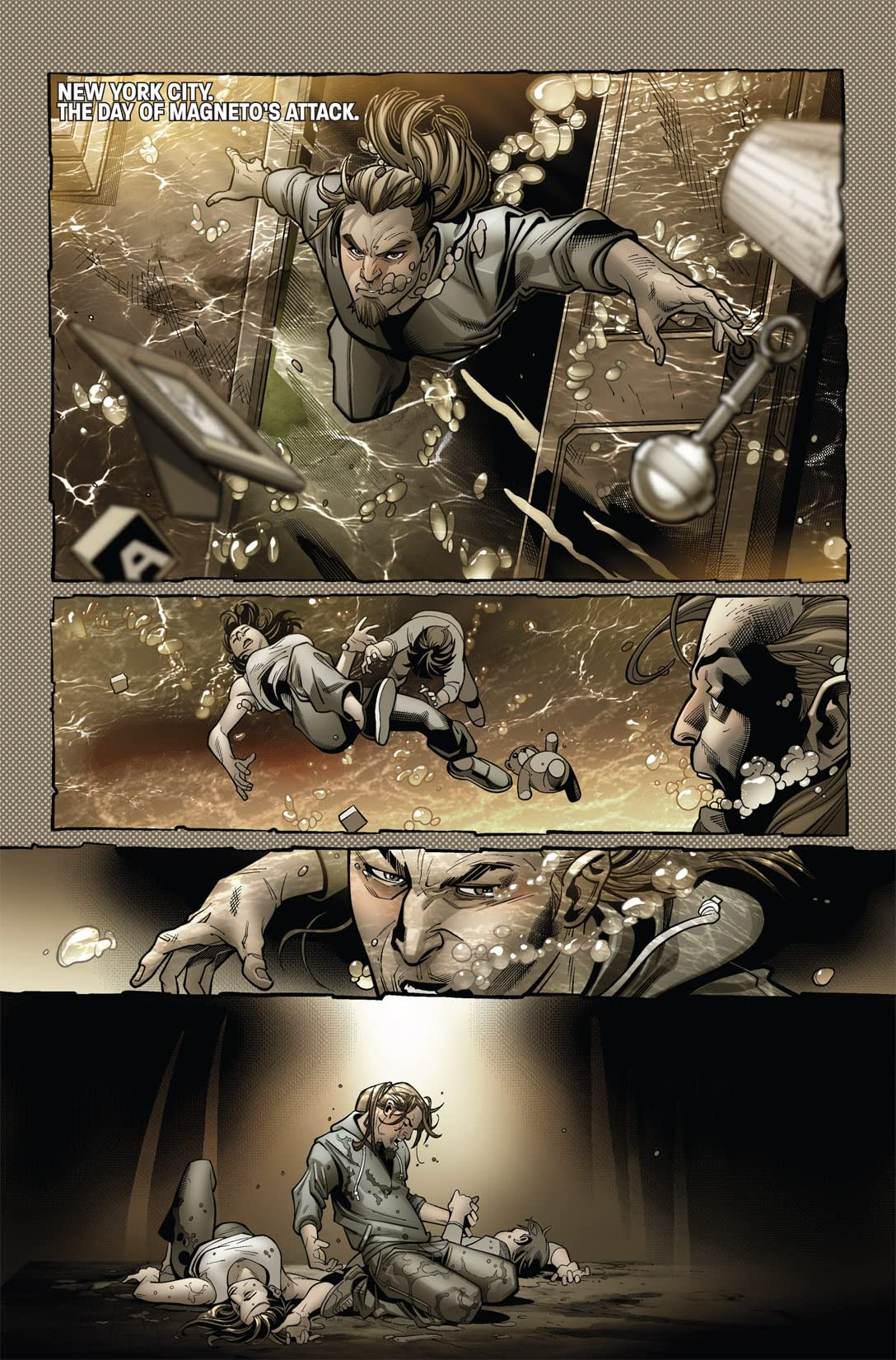 Ultimate Comics X-Men #4