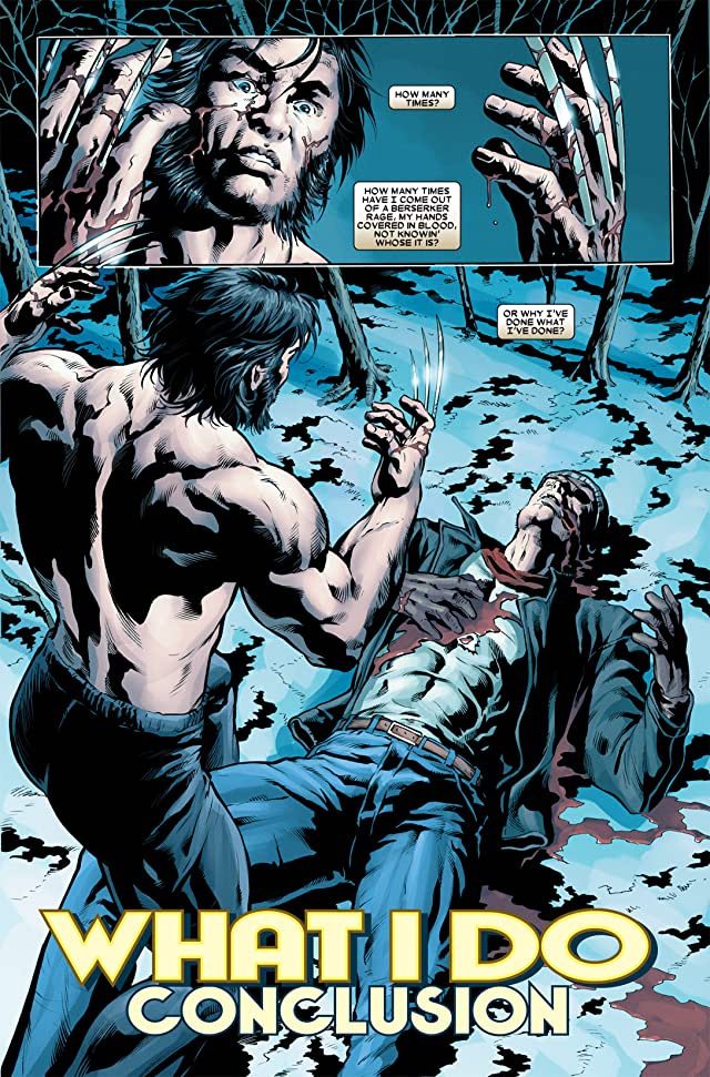 click for super-sized previews of Wolverine: Origins #50