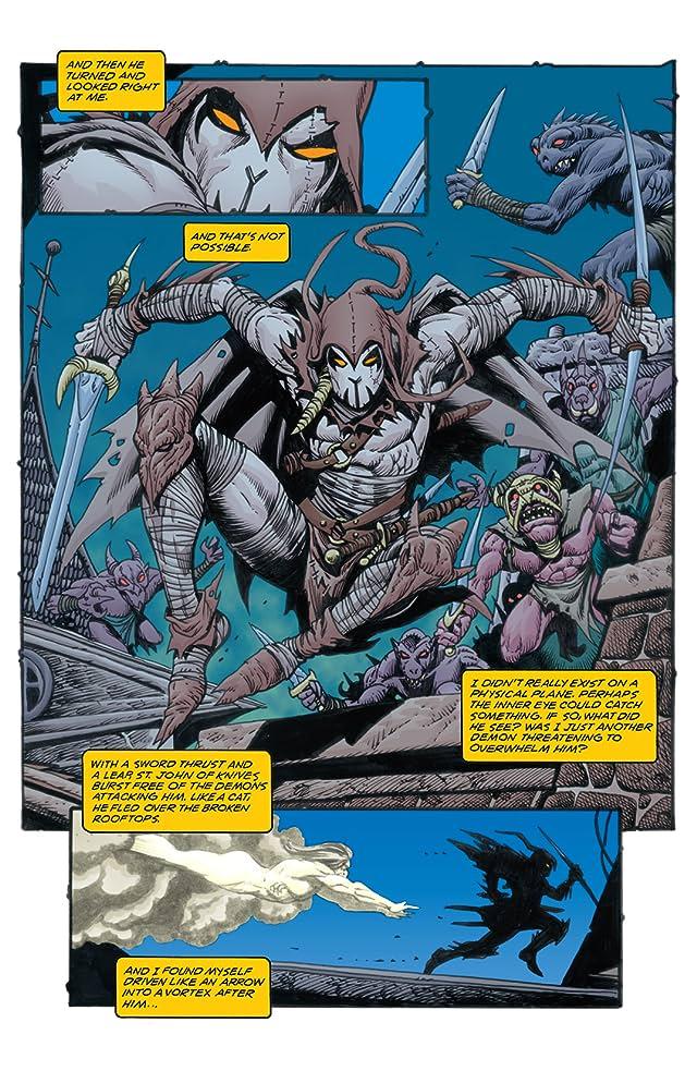 GrimJack: Manx Cat #4