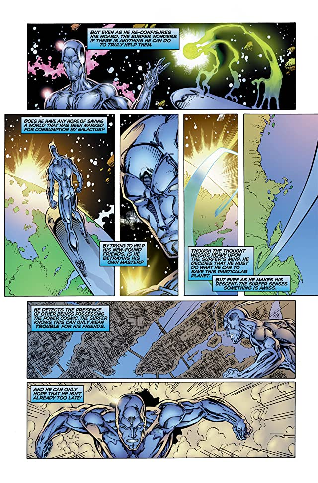 click for super-sized previews of Fantastic Four (1996-1997) #11