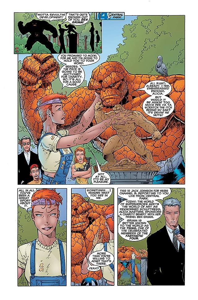 Fantastic Four (1996-1997) #11