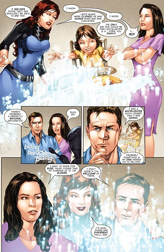 click for super-sized previews of Charmed #7