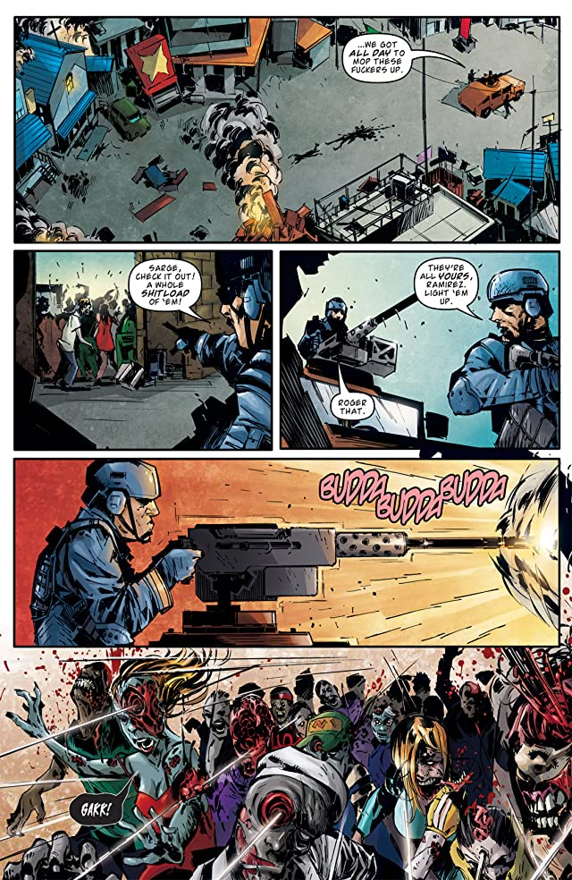 Dead Rising: Road To Fortune #2 (of 4)