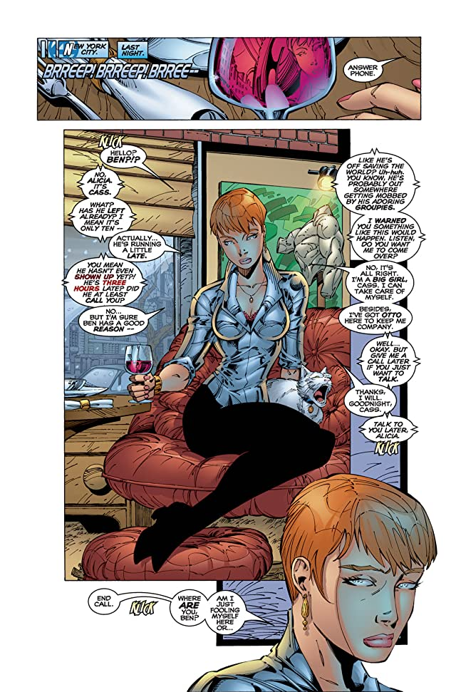 click for super-sized previews of Fantastic Four (1996-1997) #6