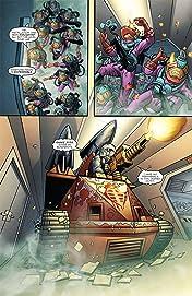G.I. Joe: Snake Eyes (2011-2013) #8