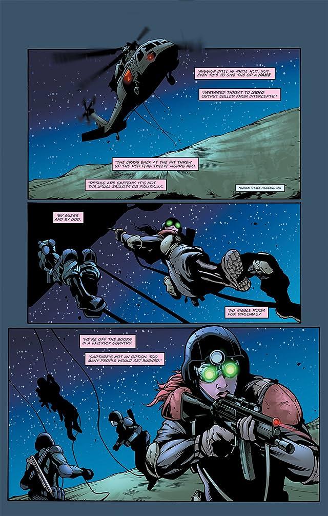 G.I. Joe: Origins #6