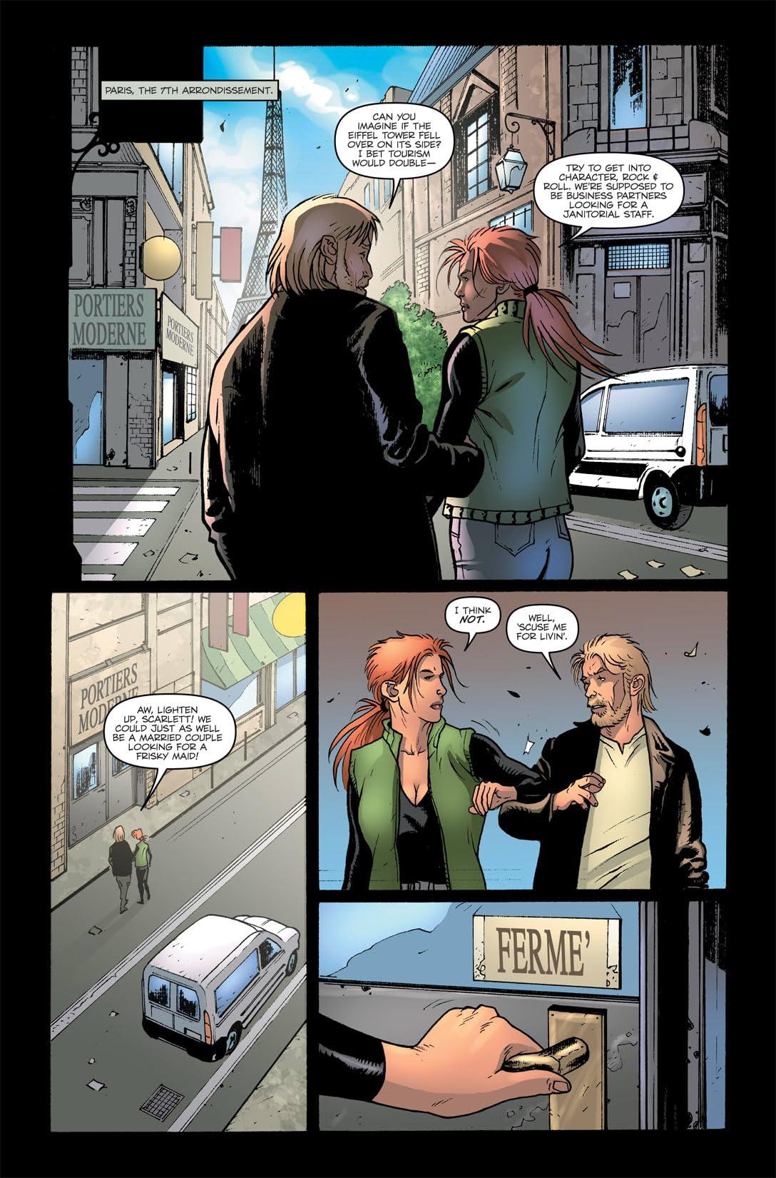 G.I. Joe: Origins #9