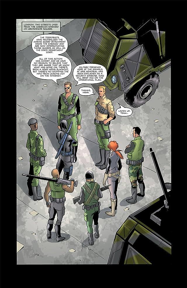 click for super-sized previews of G.I. Joe: Origins #10