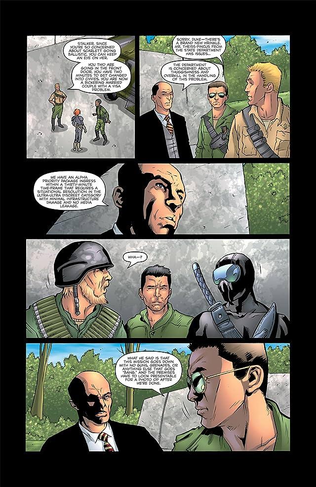 G.I. Joe: Origins #10