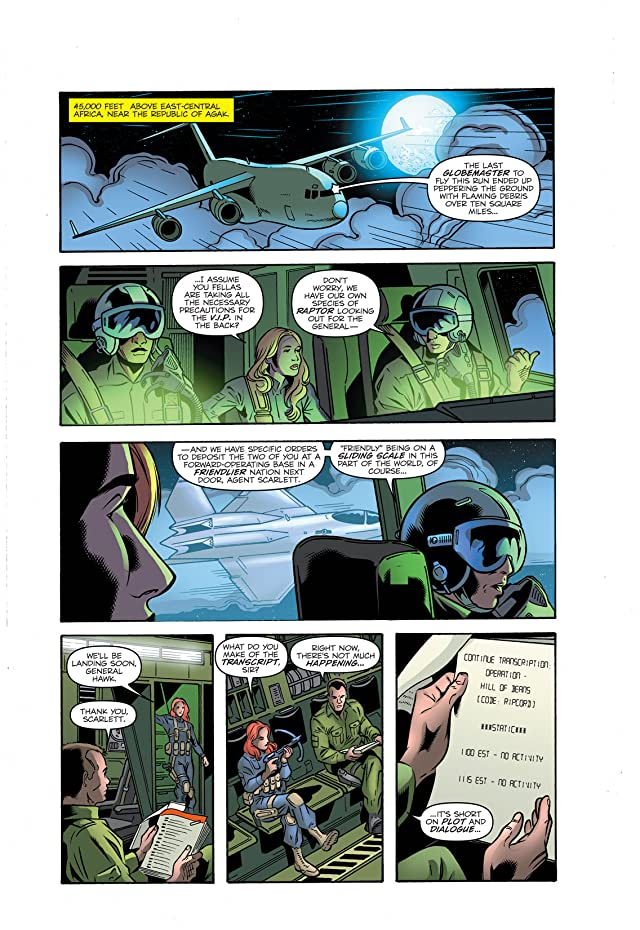 click for super-sized previews of G.I. Joe: Origins #14
