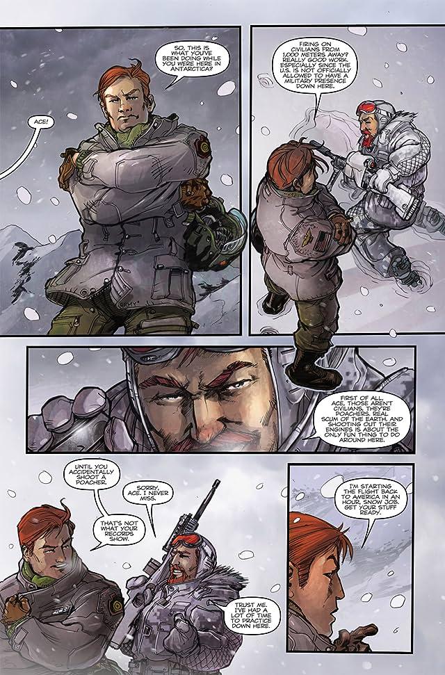 G.I. Joe: Origins #15