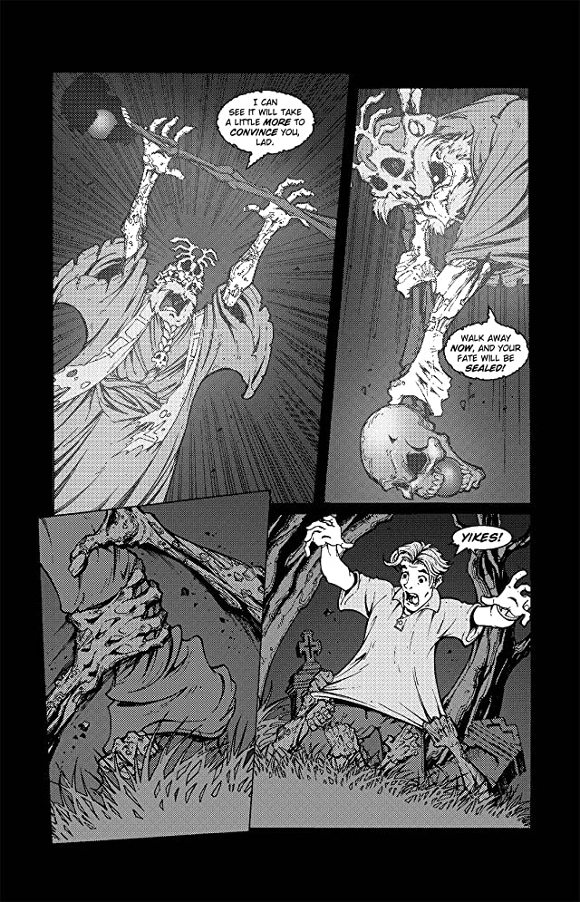 click for super-sized previews of I Hunt Monsters #2