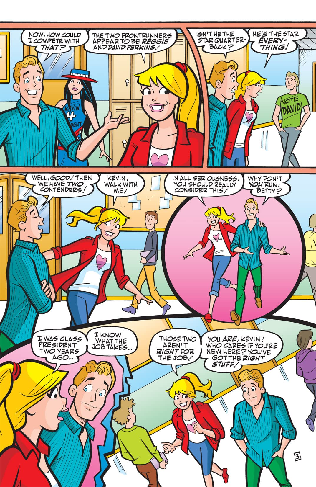 Veronica #210: (Veronica Presents Kevin Keller #4)