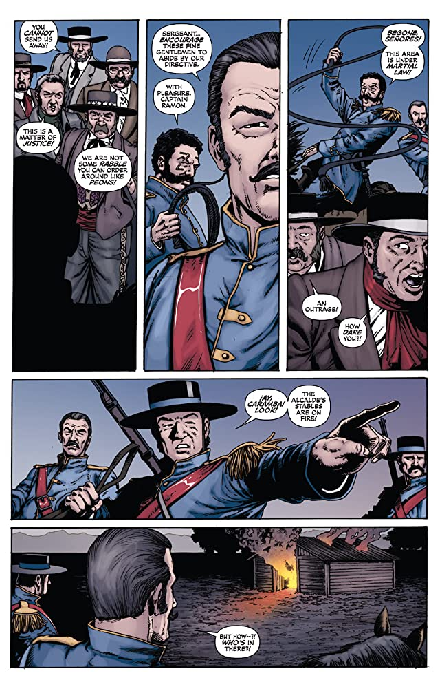 Zorro Rides Again #6 (of 12)
