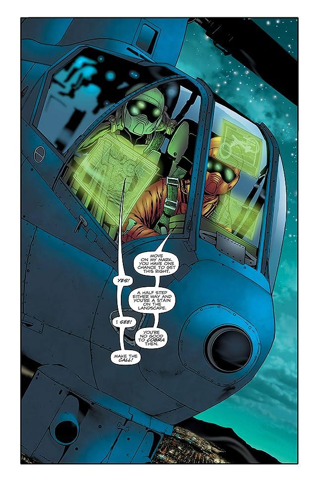 G.I. Joe: Origins #16