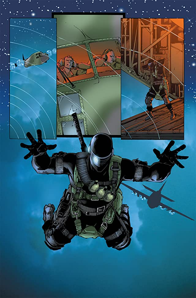 click for super-sized previews of G.I. Joe: Origins #19